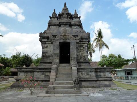 パウォン寺院 ムンドゥッ寺院